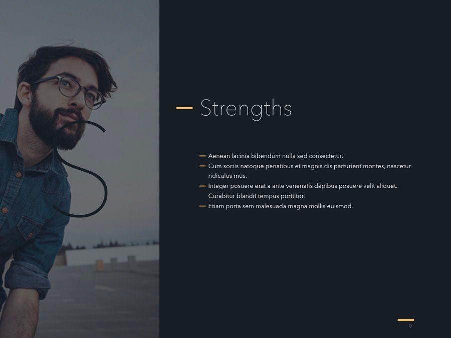 Project Status PowerPoint Template, Slide 10, 04938, Presentation Templates — PoweredTemplate.com