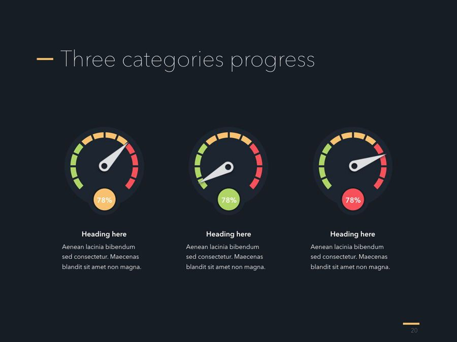 Project Status PowerPoint Template, Slide 21, 04938, Presentation Templates — PoweredTemplate.com