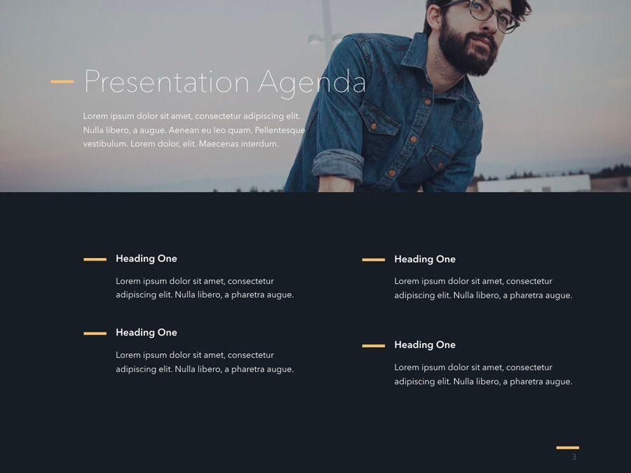 Project Status PowerPoint Template, Slide 4, 04938, Presentation Templates — PoweredTemplate.com