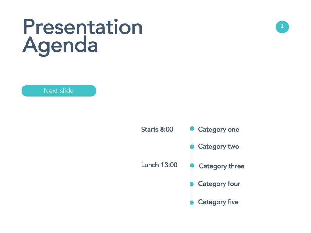 New Technology Google Slides Template, Slide 3, 04944, Presentation Templates — PoweredTemplate.com