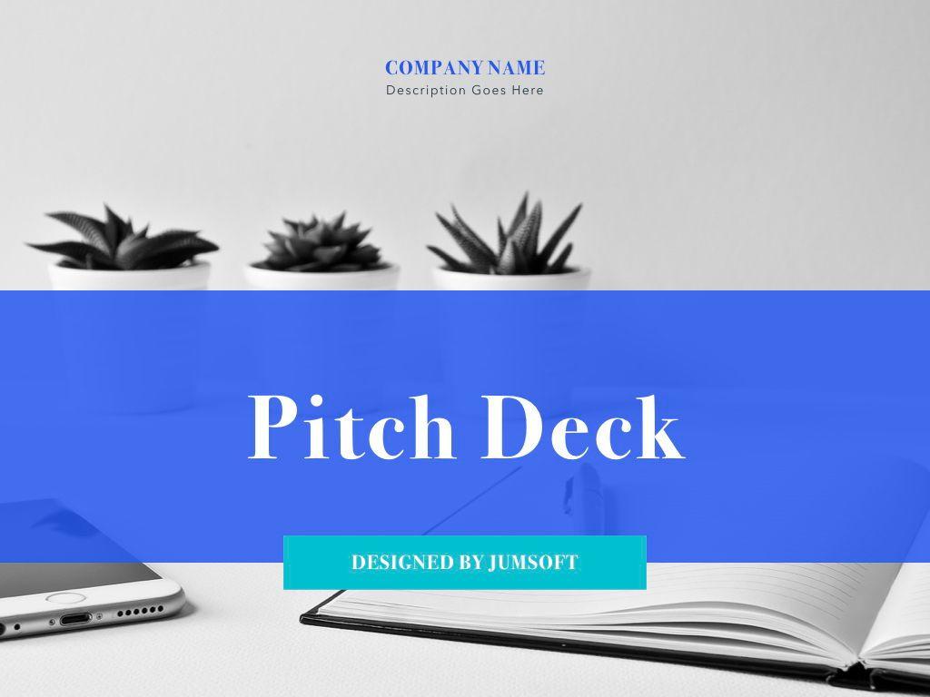 Pitch Deck Keynote Template, Slide 2, 04946, Presentation Templates — PoweredTemplate.com