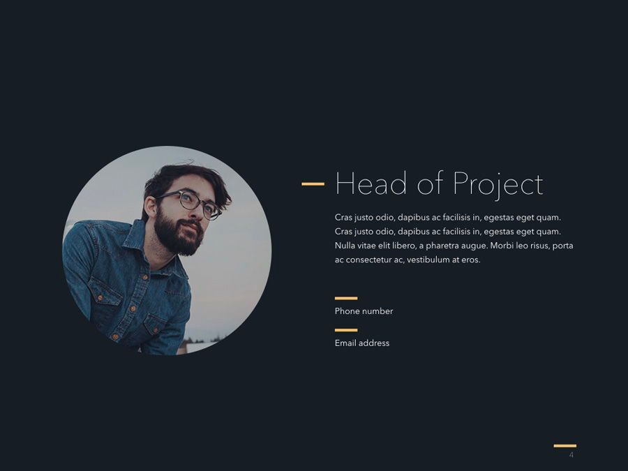 Project Status Keynote Template, Slide 5, 04948, Presentation Templates — PoweredTemplate.com