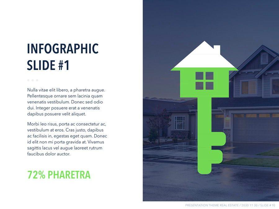 Real Estate PowerPoint Template, Slide 11, 04956, Presentation Templates — PoweredTemplate.com