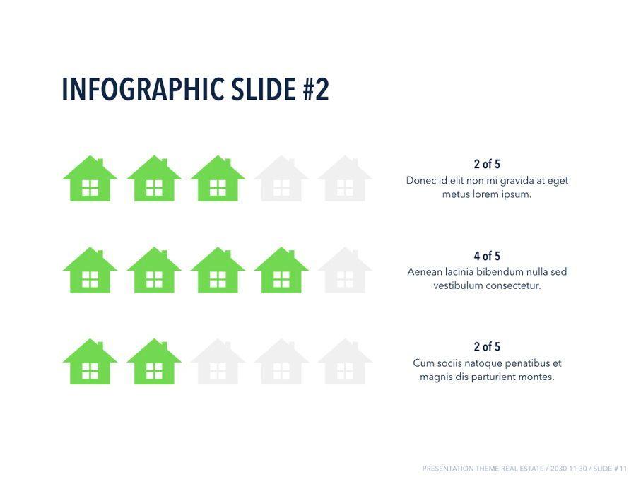 Real Estate PowerPoint Template, Slide 12, 04956, Presentation Templates — PoweredTemplate.com