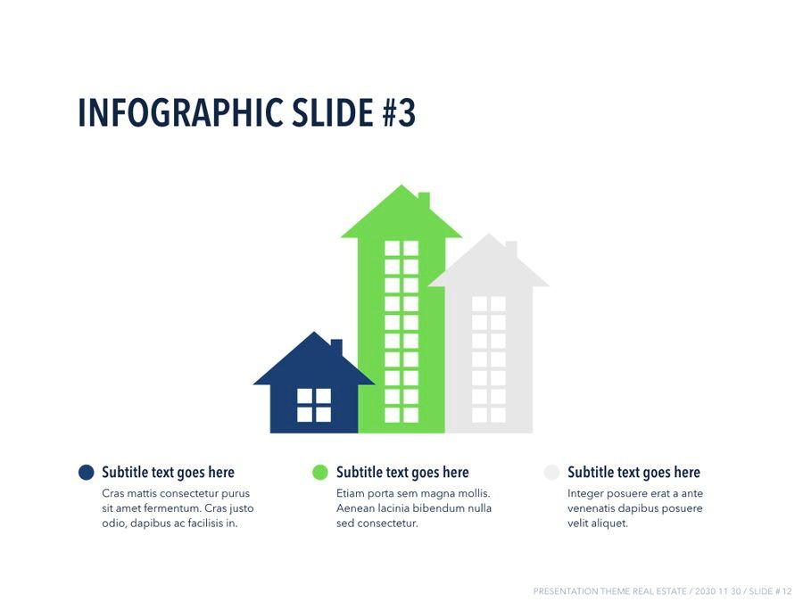Real Estate PowerPoint Template, Slide 13, 04956, Presentation Templates — PoweredTemplate.com