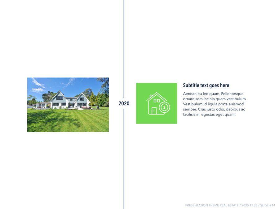 Real Estate PowerPoint Template, Slide 15, 04956, Presentation Templates — PoweredTemplate.com