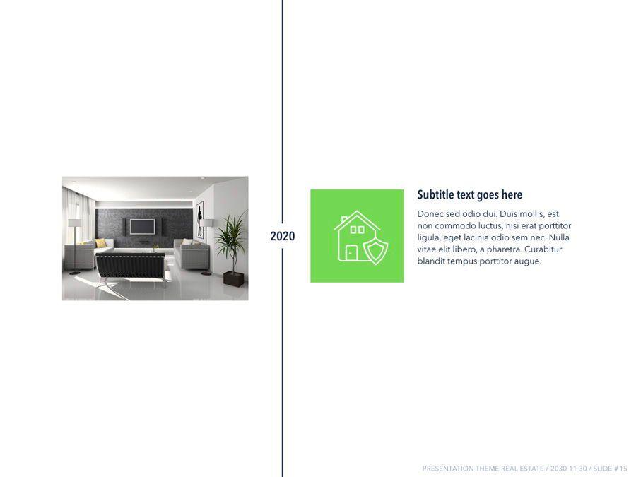 Real Estate PowerPoint Template, Slide 16, 04956, Presentation Templates — PoweredTemplate.com