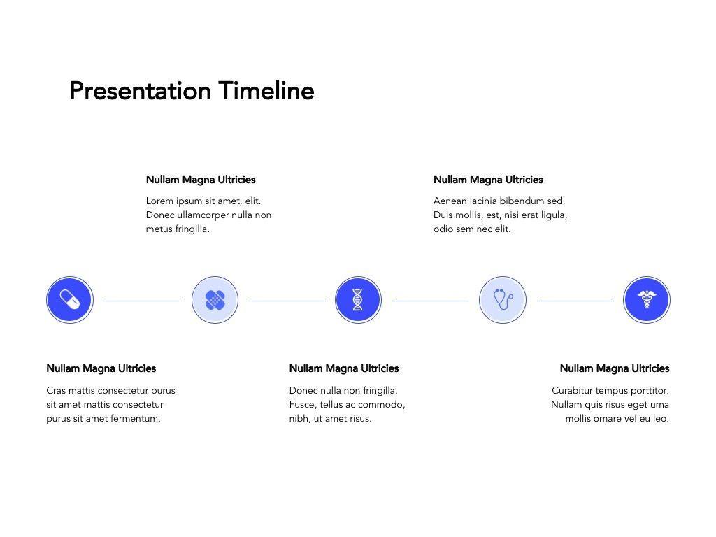 Medical Showcase Google Slides, Slide 10, 04958, Presentation Templates — PoweredTemplate.com