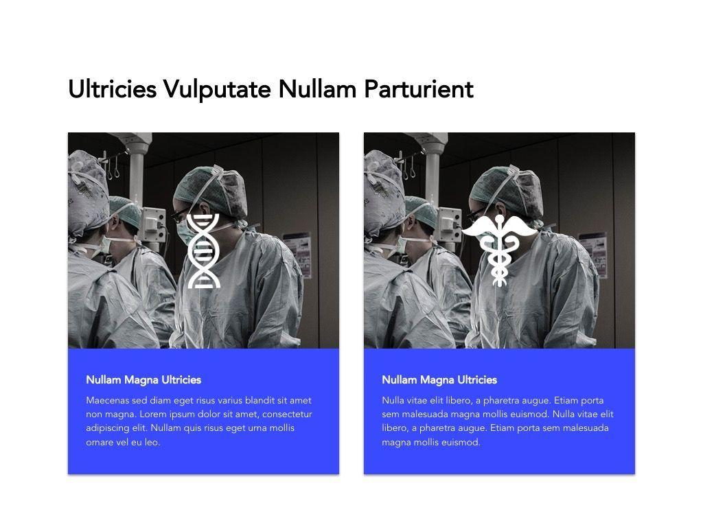 Medical Showcase Google Slides, Slide 11, 04958, Presentation Templates — PoweredTemplate.com