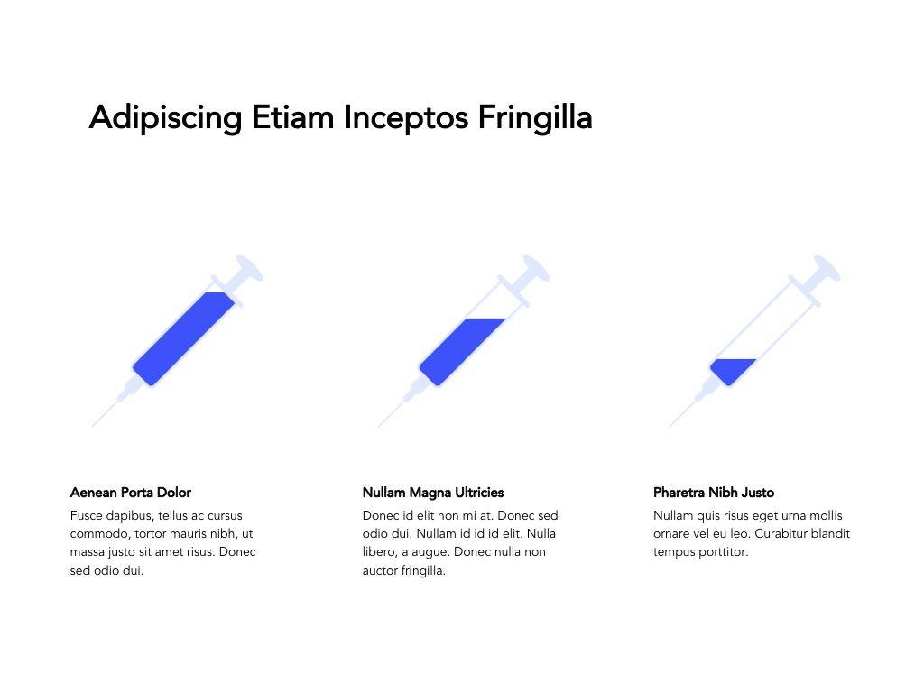 Medical Showcase Google Slides, Slide 18, 04958, Presentation Templates — PoweredTemplate.com