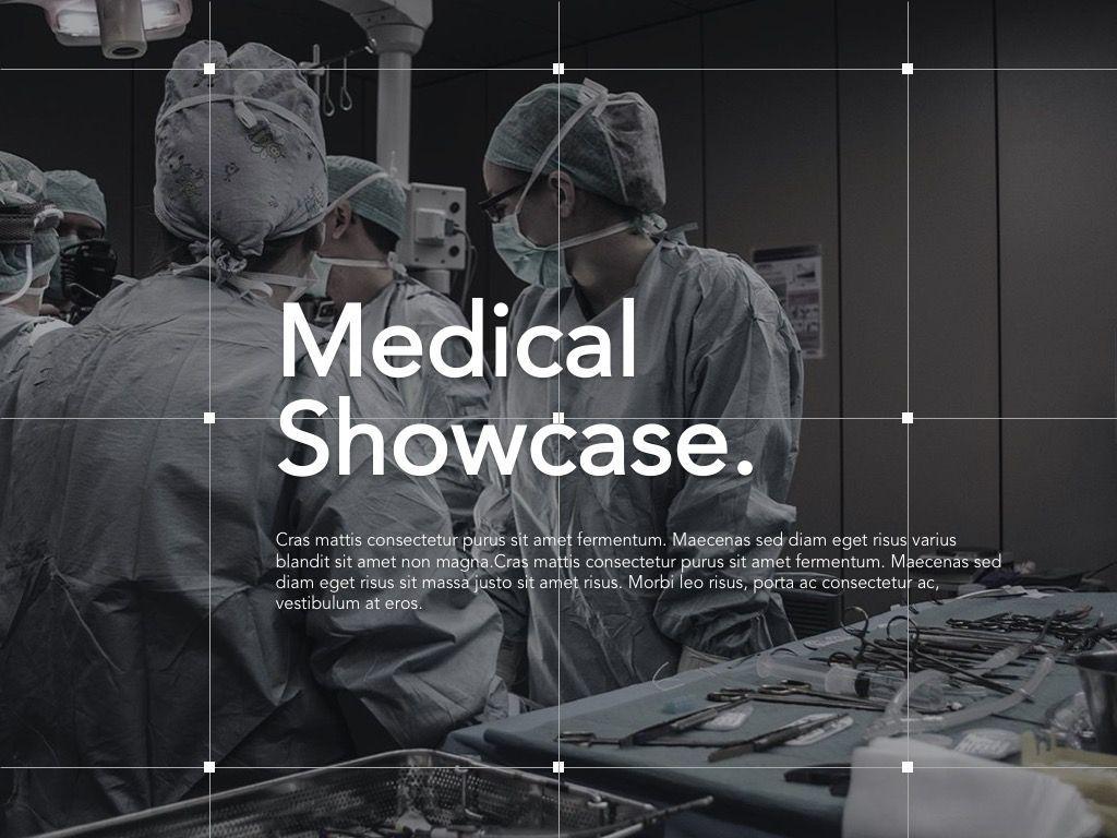 Medical Showcase Google Slides, Slide 2, 04958, Presentation Templates — PoweredTemplate.com