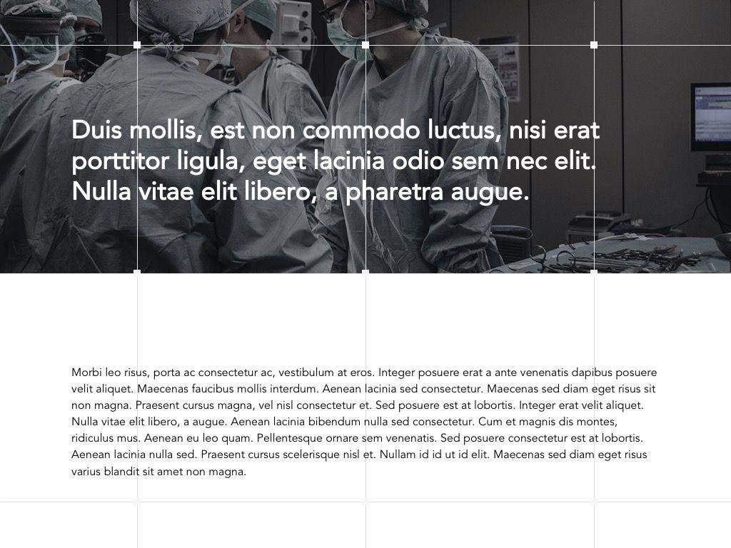 Medical Showcase Google Slides, Slide 3, 04958, Presentation Templates — PoweredTemplate.com