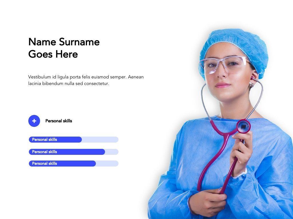 Medical Showcase Google Slides, Slide 6, 04958, Presentation Templates — PoweredTemplate.com