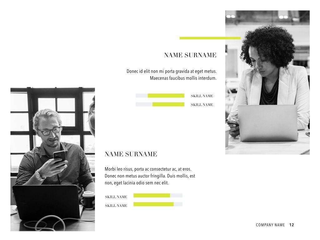 Publisher PowerPoint Template, Slide 13, 04961, Presentation Templates — PoweredTemplate.com