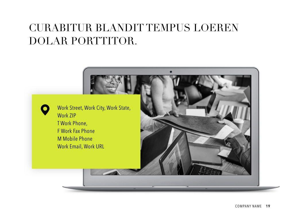 Publisher PowerPoint Template, Slide 20, 04961, Presentation Templates — PoweredTemplate.com