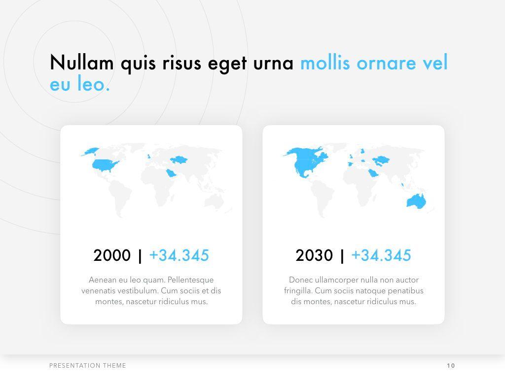 Tech Evangelist PowerPoint Template, Slide 11, 04962, Presentation Templates — PoweredTemplate.com