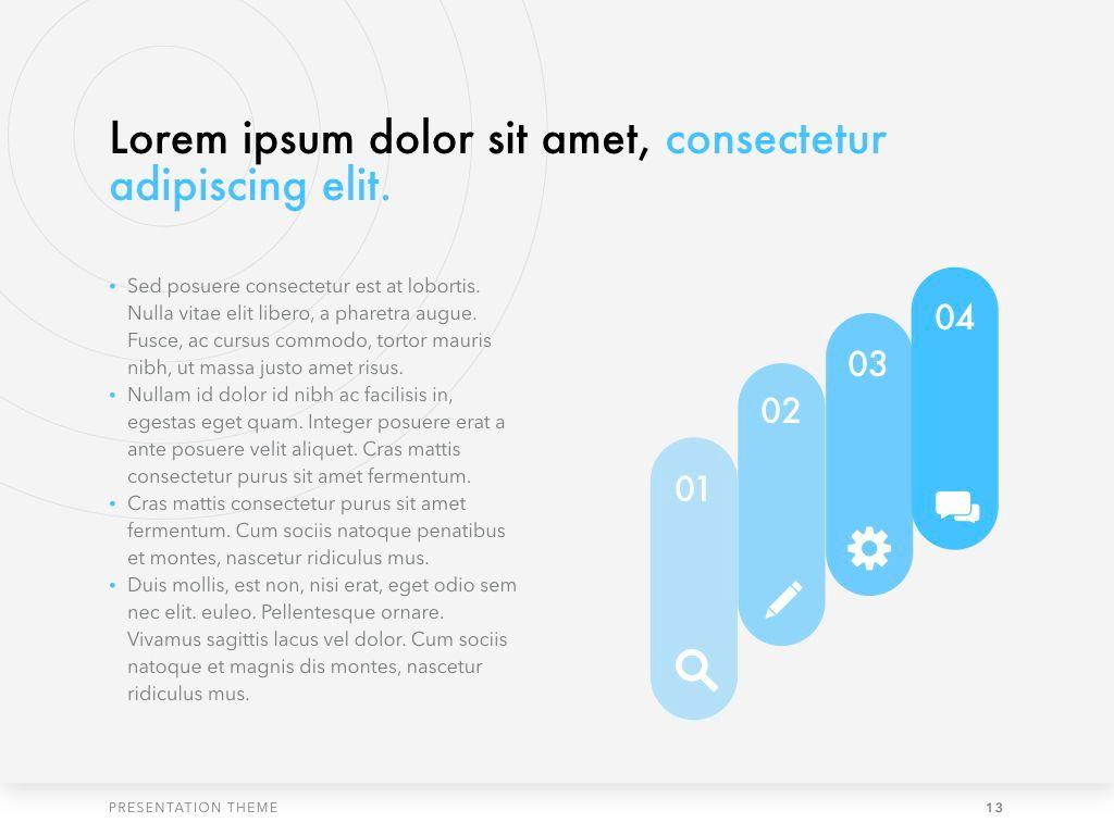 Tech Evangelist PowerPoint Template, Slide 14, 04962, Presentation Templates — PoweredTemplate.com
