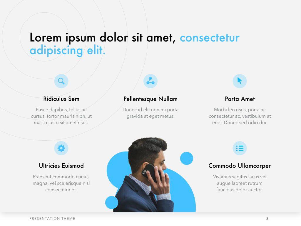 Tech Evangelist PowerPoint Template, Slide 4, 04962, Presentation Templates — PoweredTemplate.com