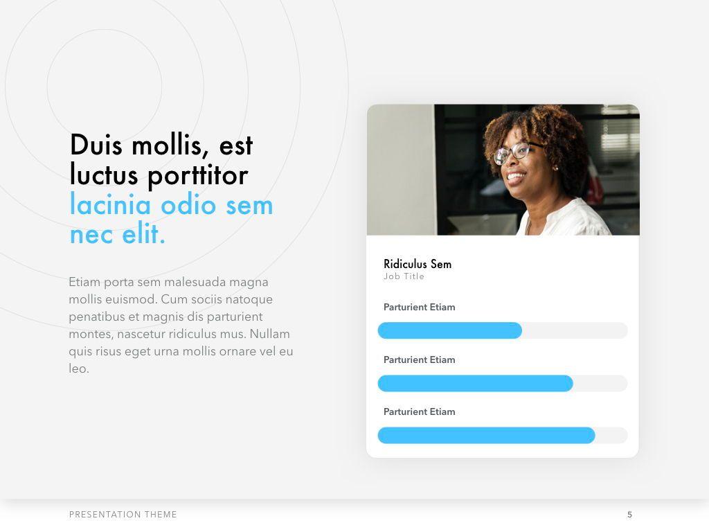Tech Evangelist PowerPoint Template, Slide 6, 04962, Presentation Templates — PoweredTemplate.com