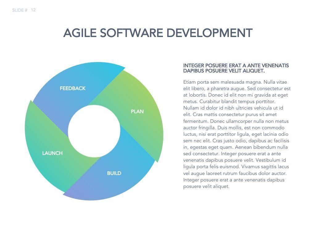 Agile Development Google Slides Theme, Slide 13, 04963, Business Models — PoweredTemplate.com