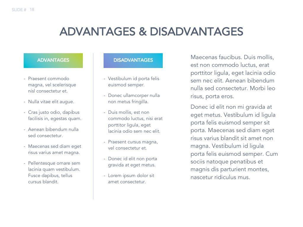 Agile Development Google Slides Theme, Slide 19, 04963, Business Models — PoweredTemplate.com