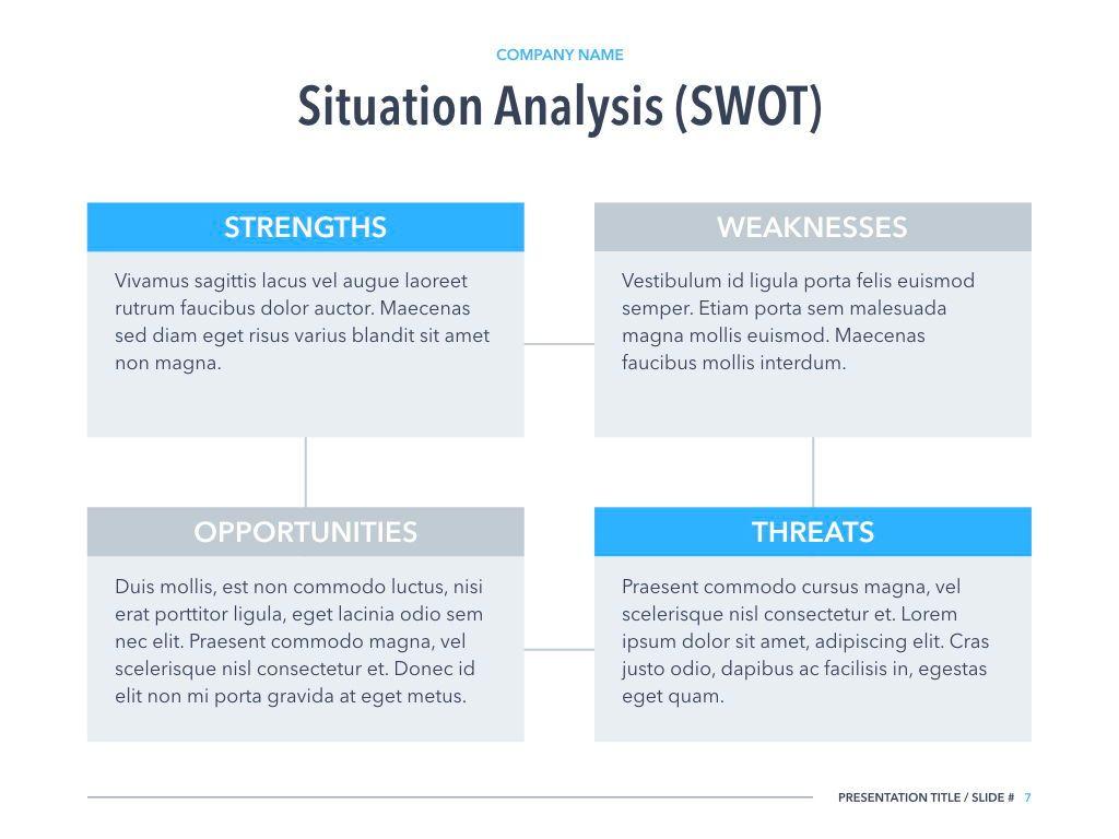 Marketing Strategy PowerPoint Template, Slide 7, 04964, Presentation Templates — PoweredTemplate.com
