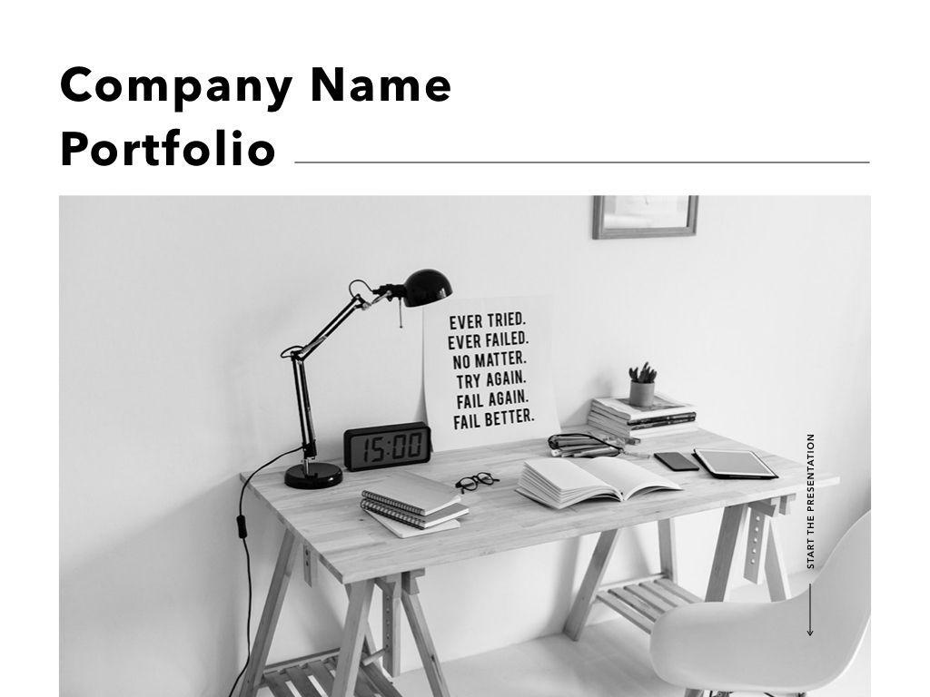 Intrinsic PowerPoint Template, Slide 2, 04965, Presentation Templates — PoweredTemplate.com