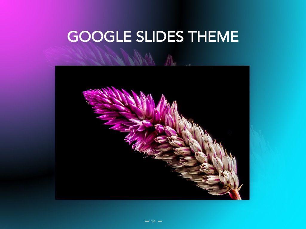 Vivid Google Slides Theme, Slide 15, 04967, Presentation Templates — PoweredTemplate.com