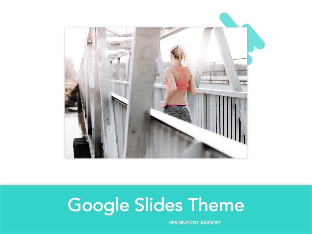 Running Forward Google Slides, Slide 13, 04970, Presentation Templates — PoweredTemplate.com