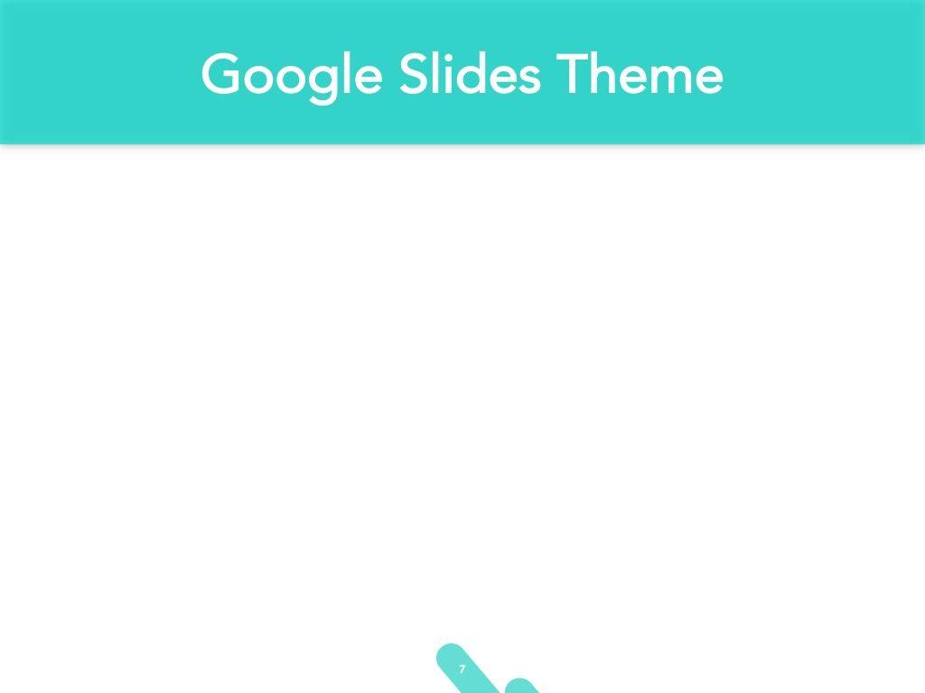 Running Forward Google Slides, Slide 8, 04970, Presentation Templates — PoweredTemplate.com
