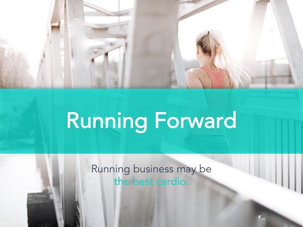 Running Forward Google Slides, Slide 9, 04970, Presentation Templates — PoweredTemplate.com