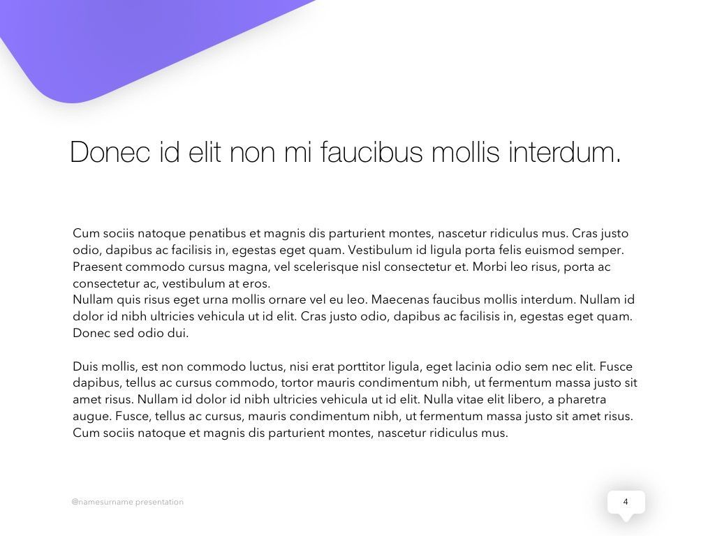 Influencer Marketing PowerPoint Template, Slide 5, 04971, Presentation Templates — PoweredTemplate.com