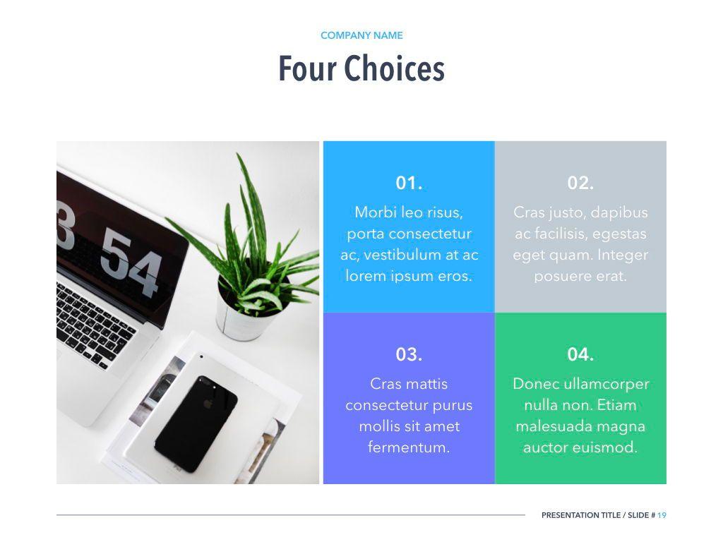 Marketing Strategy Keynote Template, Slide 18, 04978, Business Models — PoweredTemplate.com