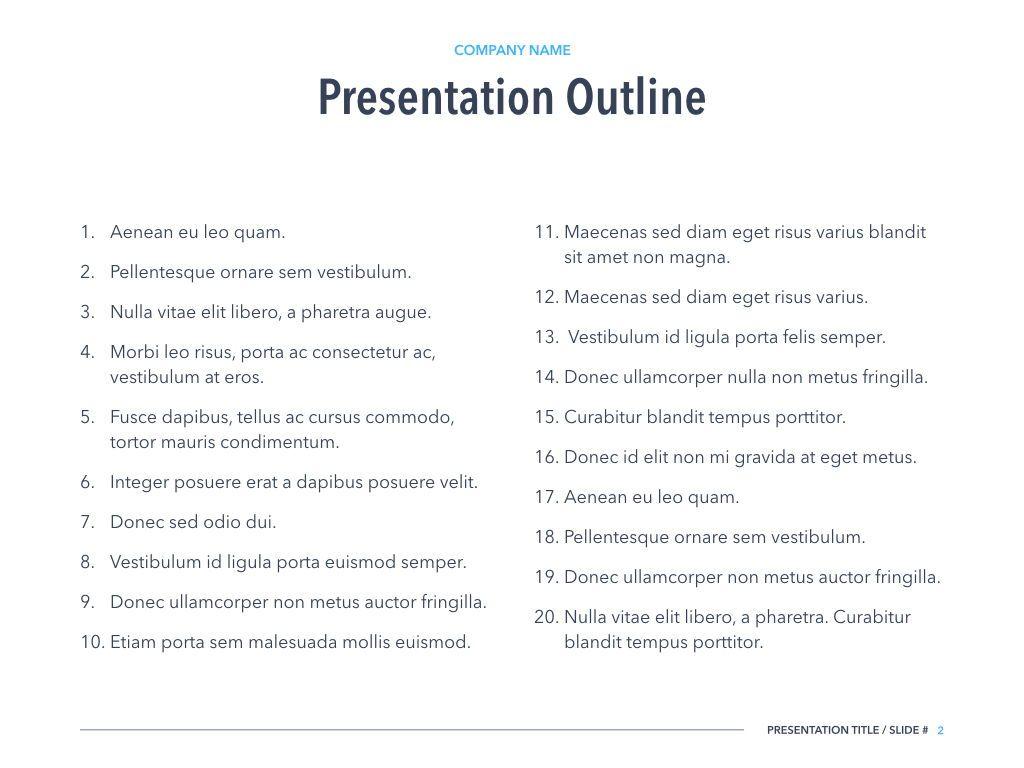 Marketing Strategy Keynote Template, Slide 3, 04978, Business Models — PoweredTemplate.com