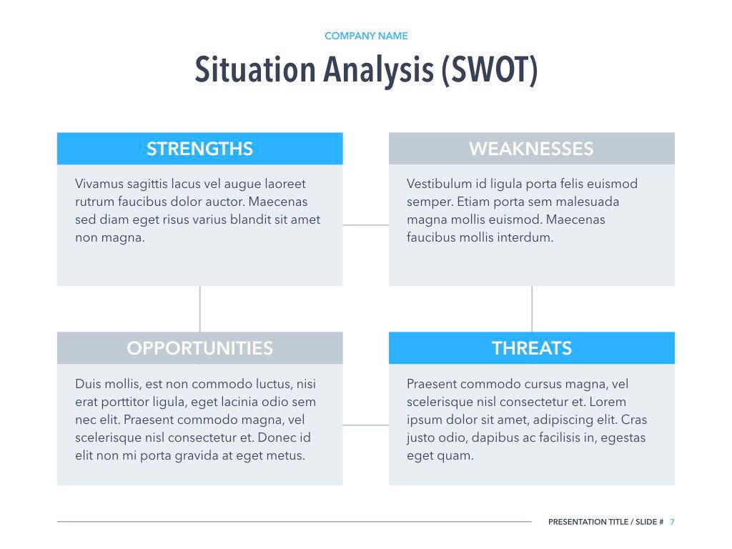 Marketing Strategy Keynote Template, Slide 7, 04978, Business Models — PoweredTemplate.com