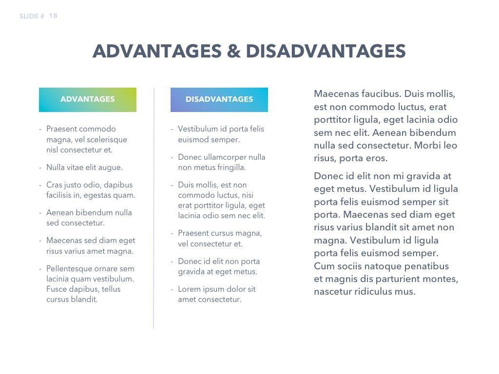 Agile Development PowerPoint Template, Slide 19, 04979, Business Models — PoweredTemplate.com