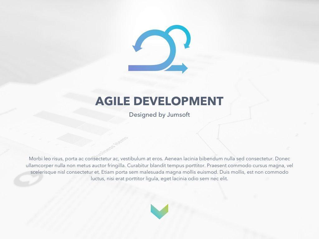 Agile Development PowerPoint Template, Slide 2, 04979, Business Models — PoweredTemplate.com