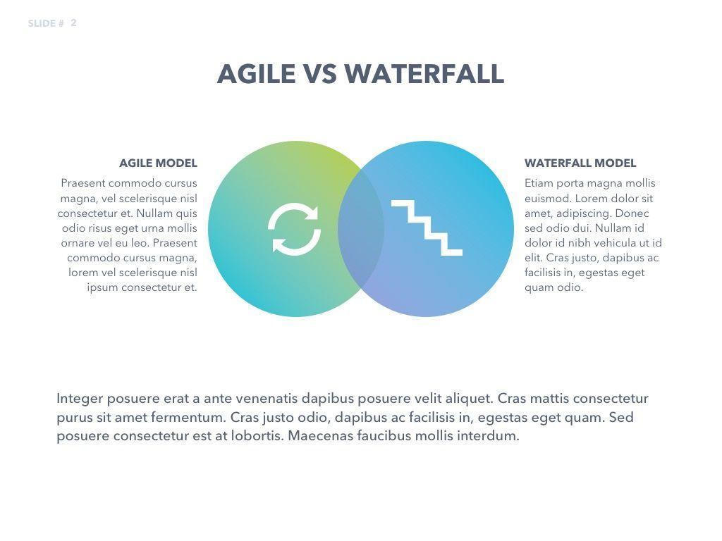Agile Development PowerPoint Template, Slide 3, 04979, Business Models — PoweredTemplate.com