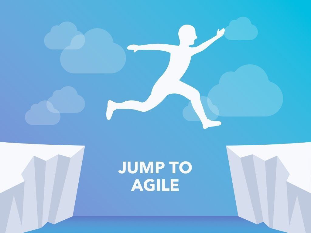 Agile Development PowerPoint Template, Slide 7, 04979, Business Models — PoweredTemplate.com