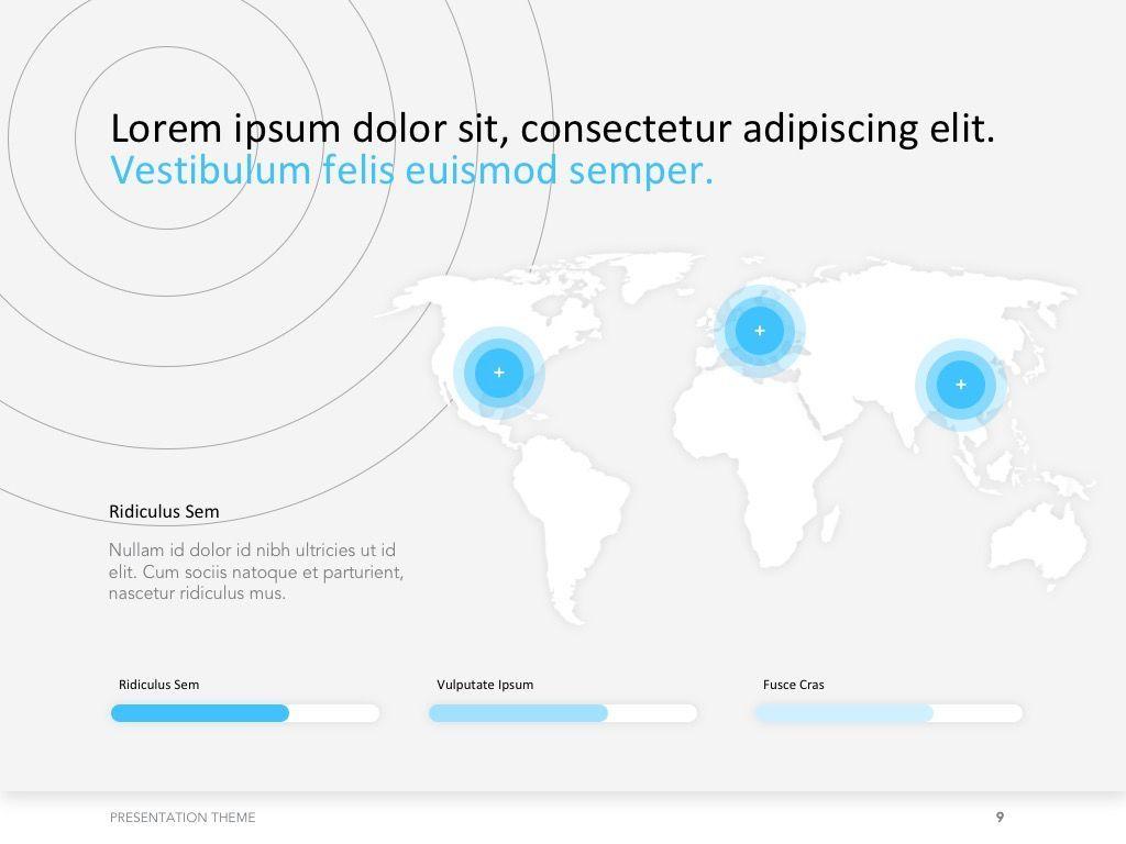 Tech Evangelist Google Slides Theme, Slide 10, 04981, Presentation Templates — PoweredTemplate.com