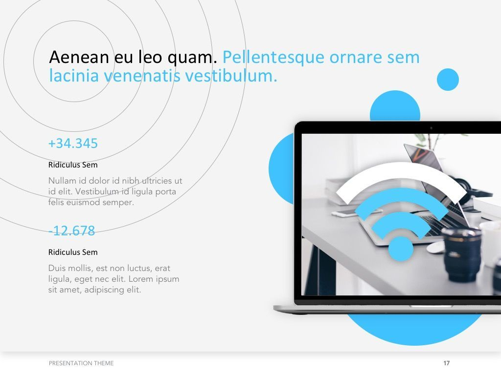 Tech Evangelist Google Slides Theme, Slide 18, 04981, Presentation Templates — PoweredTemplate.com