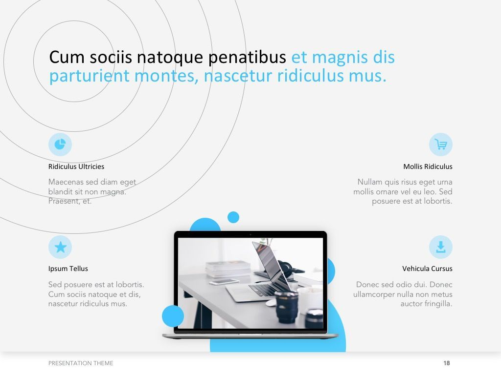 Tech Evangelist Google Slides Theme, Slide 19, 04981, Presentation Templates — PoweredTemplate.com