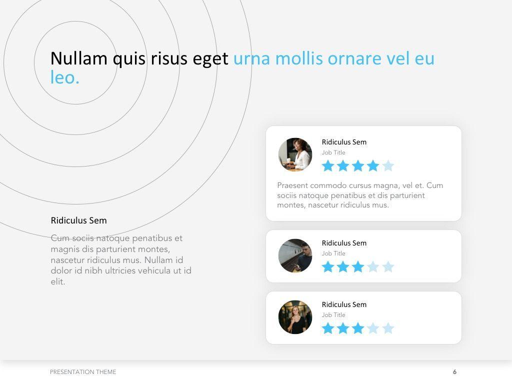 Tech Evangelist Google Slides Theme, Slide 7, 04981, Presentation Templates — PoweredTemplate.com