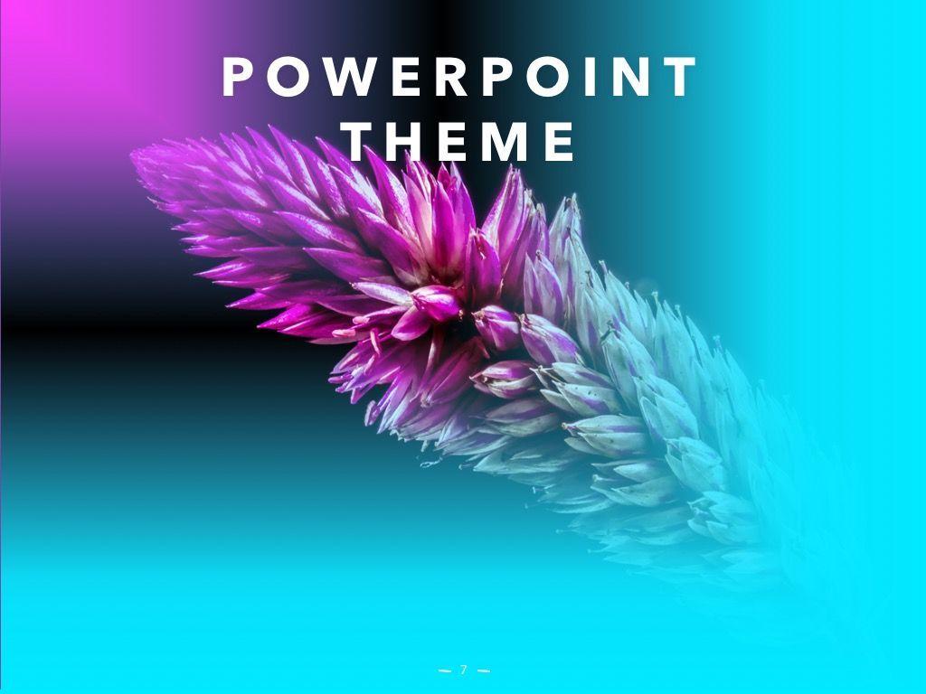 Vivid PowerPoint Theme, Slide 8, 04983, Presentation Templates — PoweredTemplate.com