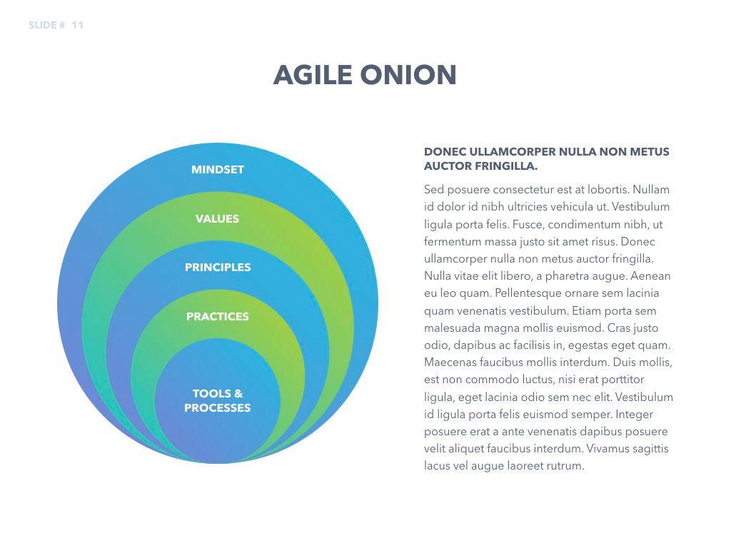 Agile Development Keynote Template, Slide 12, 04985, Business Models — PoweredTemplate.com