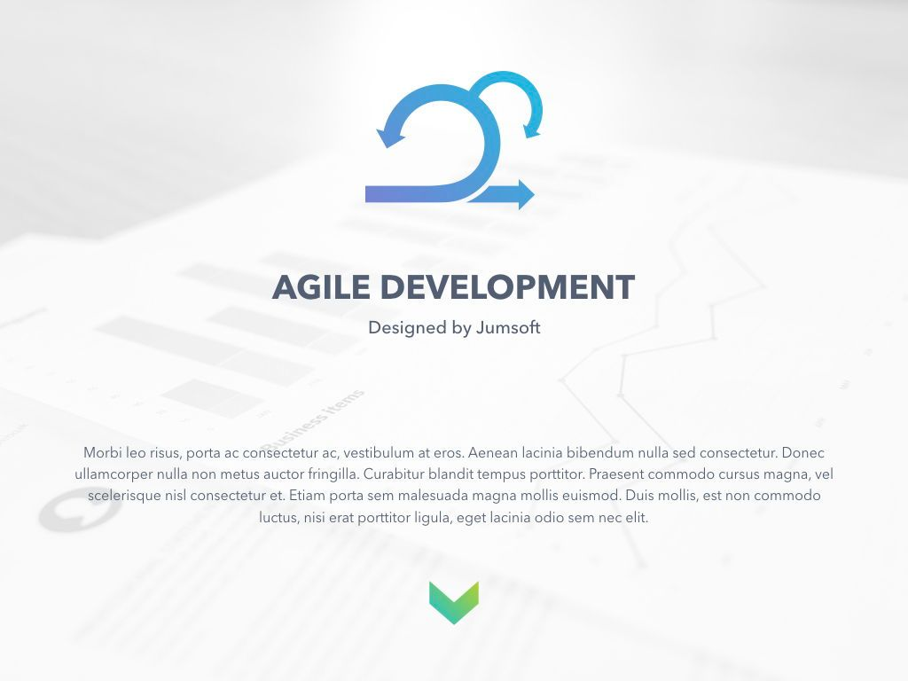 Agile Development Keynote Template, Slide 2, 04985, Business Models — PoweredTemplate.com