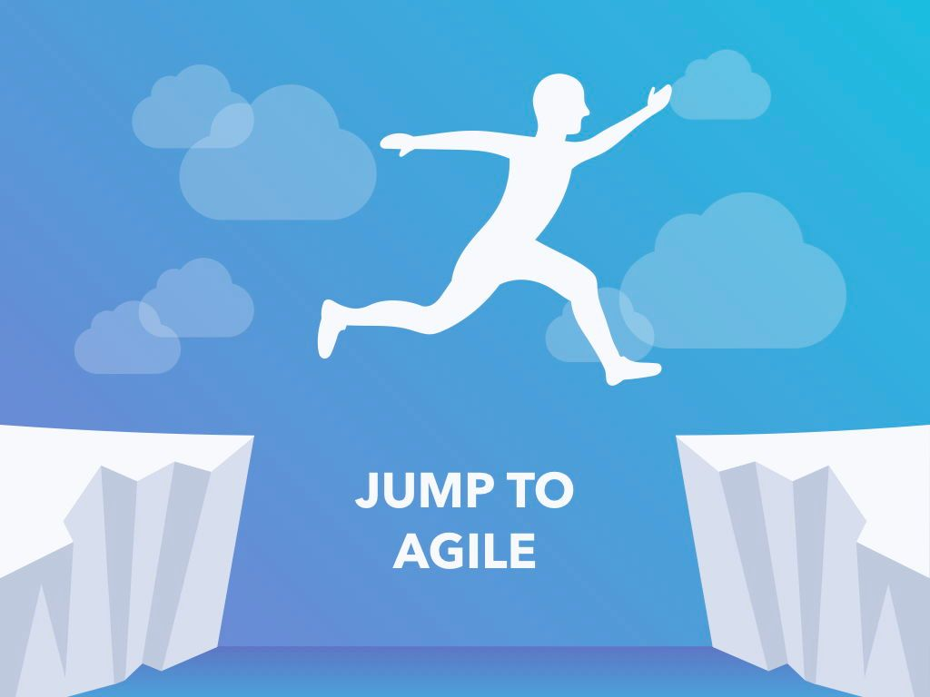 Agile Development Keynote Template, Slide 7, 04985, Business Models — PoweredTemplate.com