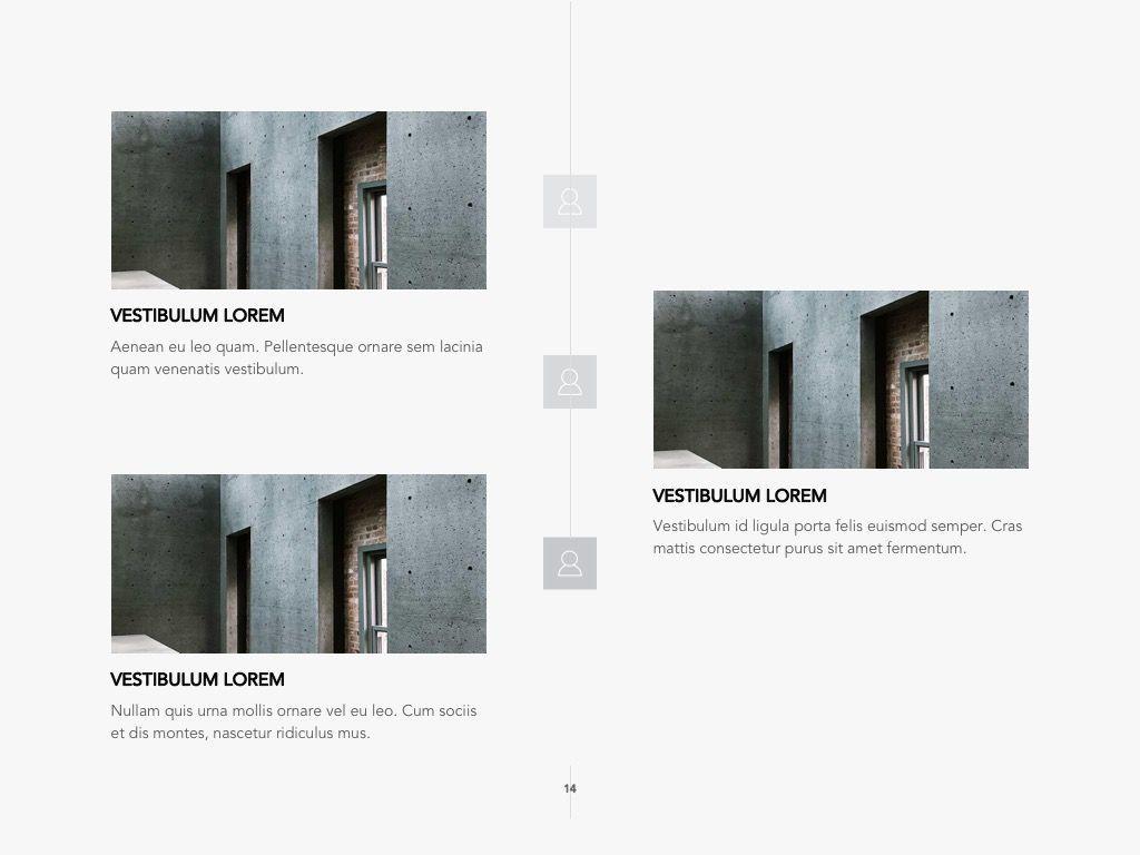 Concrete Google Slides Template, Slide 15, 04990, Presentation Templates — PoweredTemplate.com