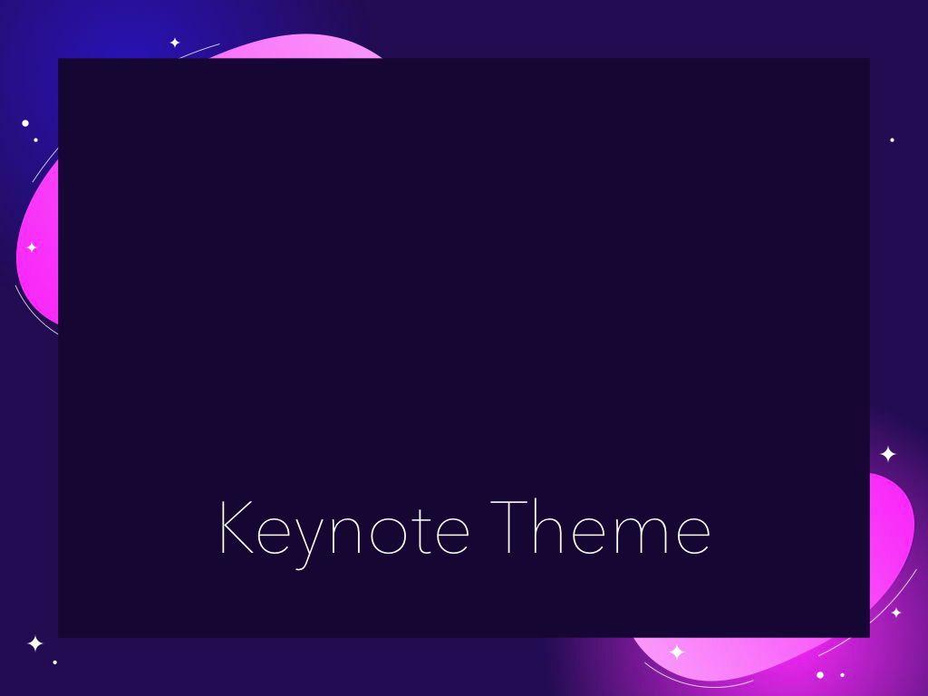 Skittish One Keynote Template, Slide 11, 04991, Presentation Templates — PoweredTemplate.com