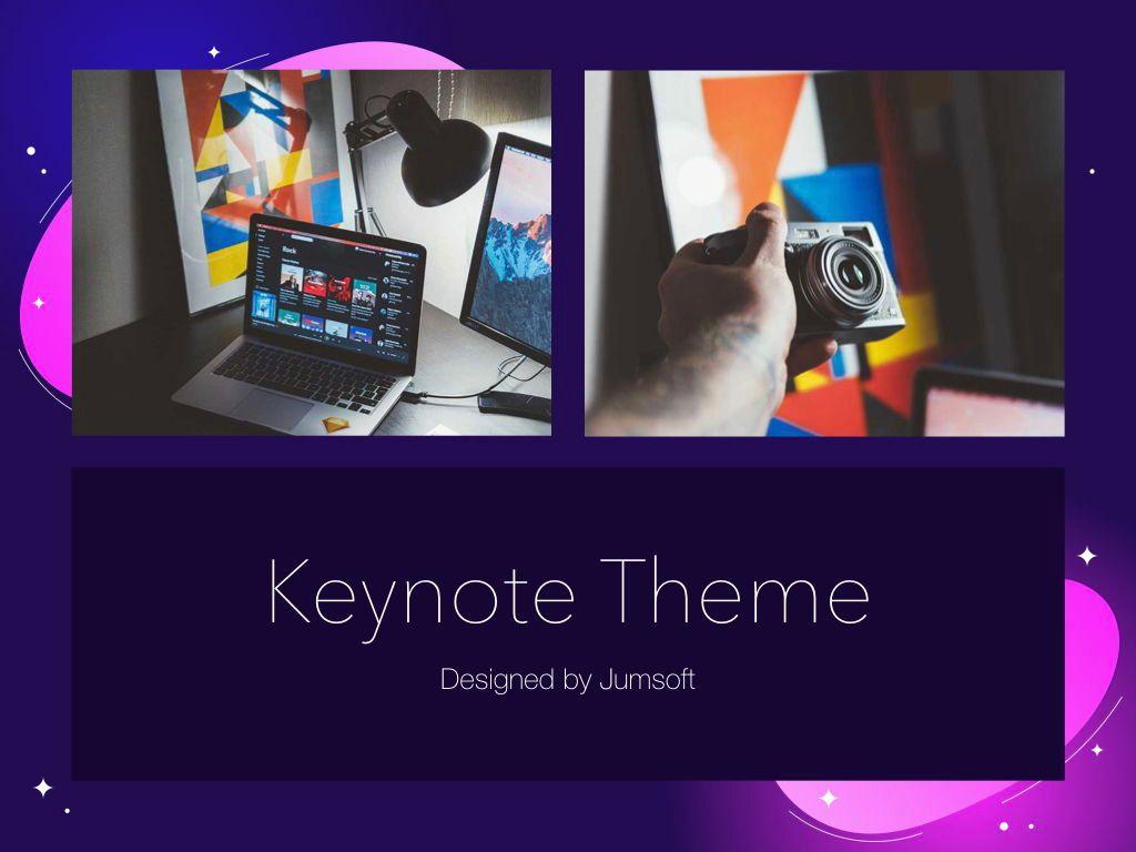 Skittish One Keynote Template, Slide 14, 04991, Presentation Templates — PoweredTemplate.com